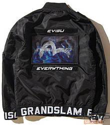 Куртка Evisu Black (ориг.бирка)