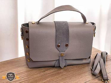 Итальянские кожаные сумки Vera Pelle