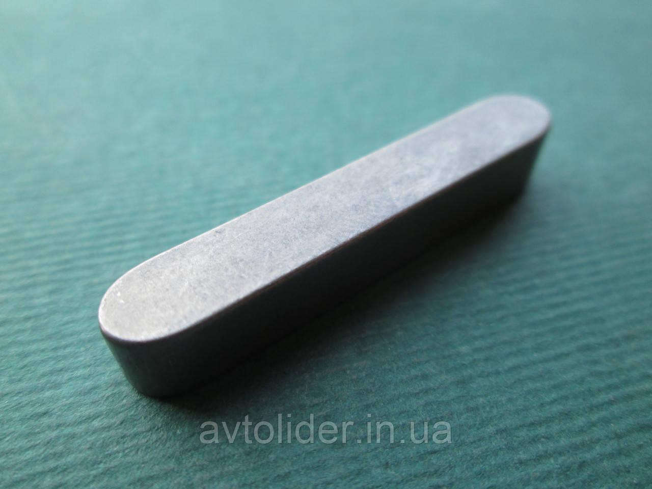 DIN 6885 (ГОСТ 23360-78) : нержавеющая шпонка призматическая высокая