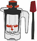 ЧАША  для блендера BLENDTEC с лопаткой, 0,8 Л., фото 2