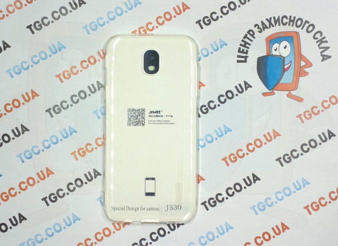 Чехол SMTT для Samsung Galaxy J530 J5 2017 - прозорий