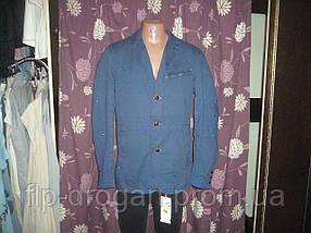 Куртка-пиджак SAZ (46-56) сolor синий