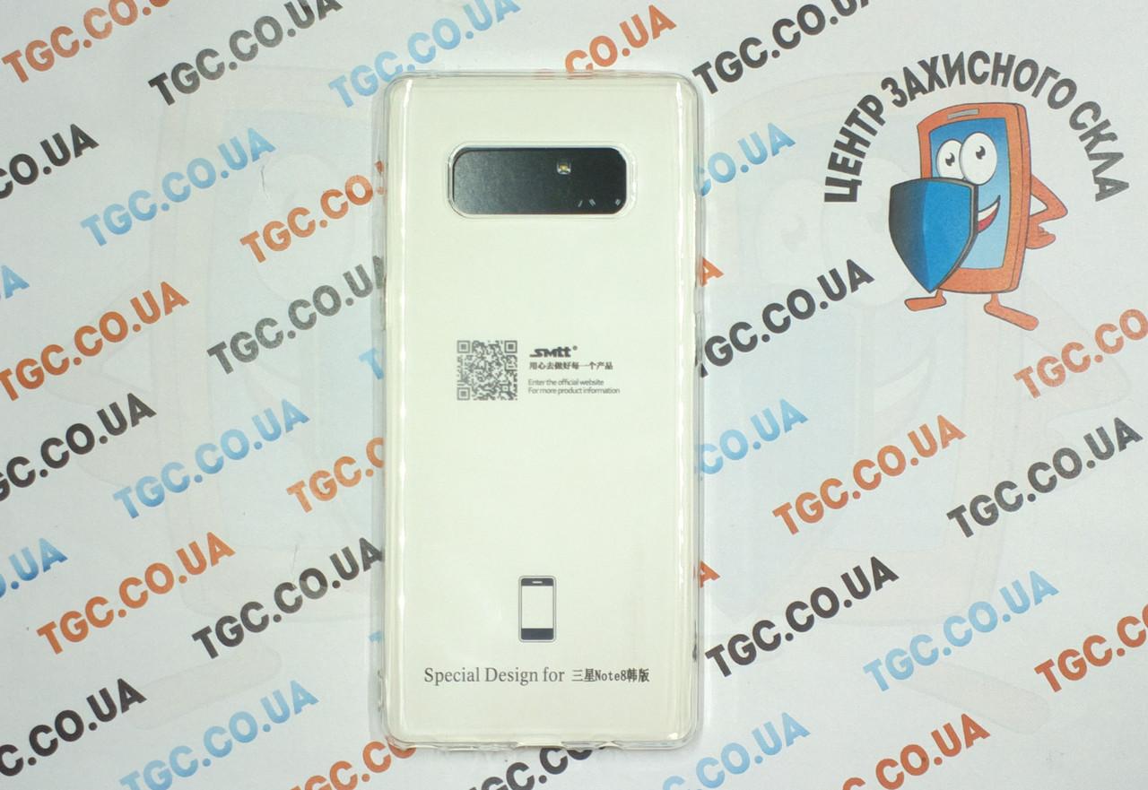 Чехол SMTT для Samsung Galaxy N950 Note 8 - прозорий
