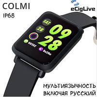 Умные часы Colmi Sport 3 m28 Original конкурент Xiaomi Mi band 3, фото 1