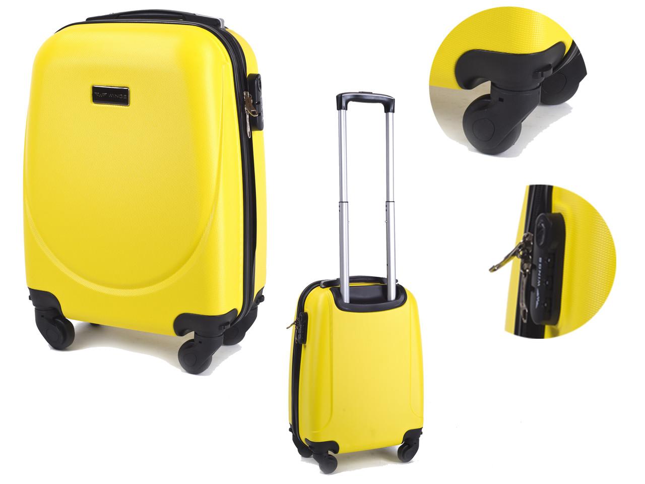 49cbc5803860 Чемодан WINGS 310 АБС-пластик, мини (ручная кладь) XS: продажа, цена ...