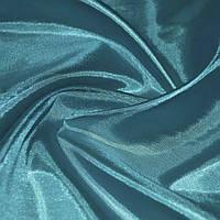 Ацетатный шелк темно-бирюзовый ш.150