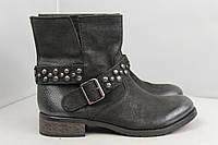 Женские кожаные ботинки Bata, фото 1