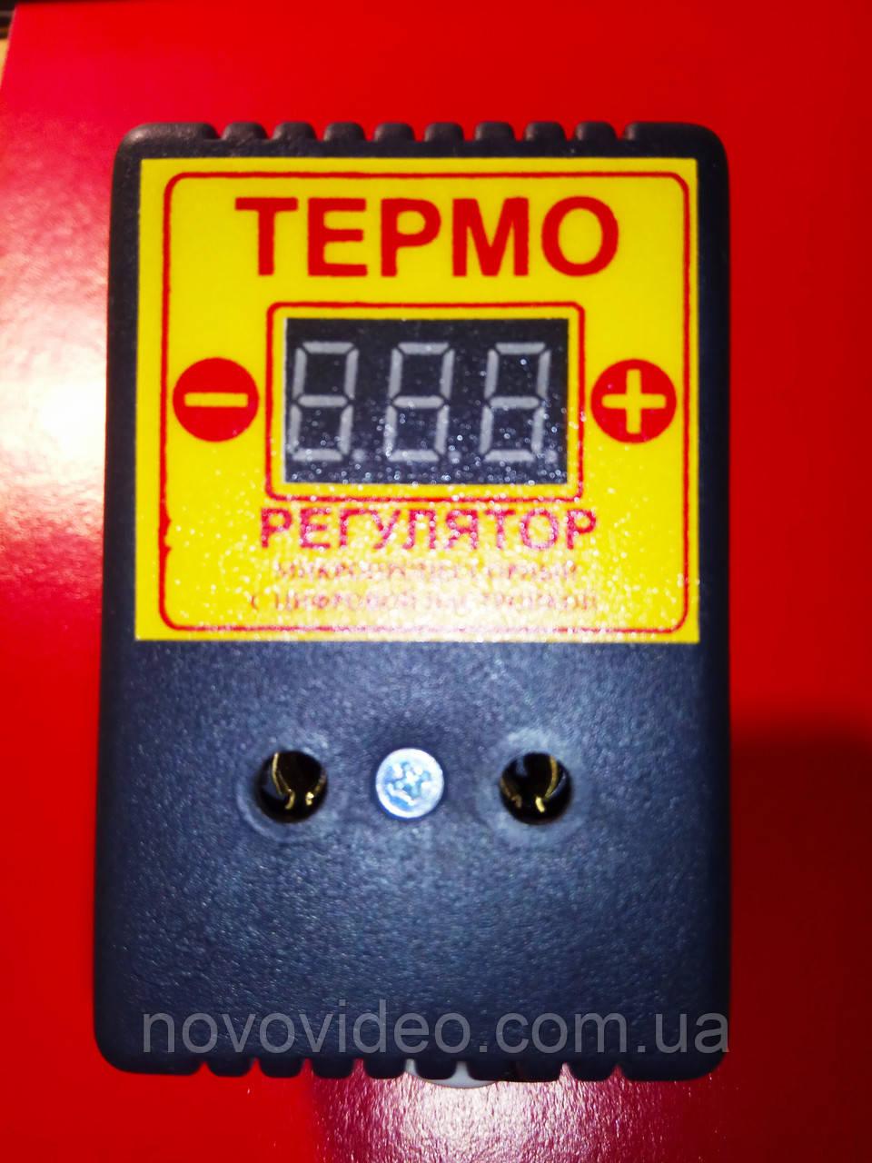 Терморегулятор цифровой ЦТР-2 на 2000 Вт от -55°С до +125°С