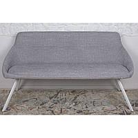 Toledo (Толедо) кресло-банкетка рогожка светло-серый, фото 1