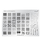 Средняя пластина для стемпинга Konad Collection Image Plate 05
