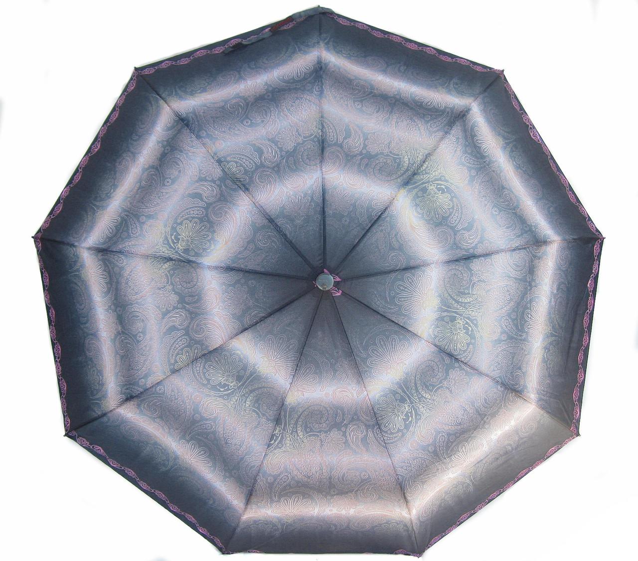 Зонт женский Monsoon полуавтомат 9 спиц MF5326pink зонты женские