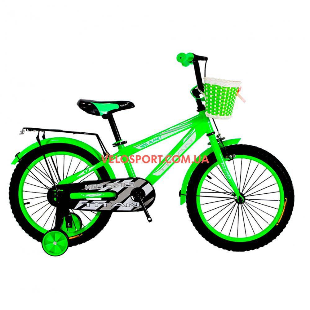 Детский велосипед Titan BMX 16 дюймов
