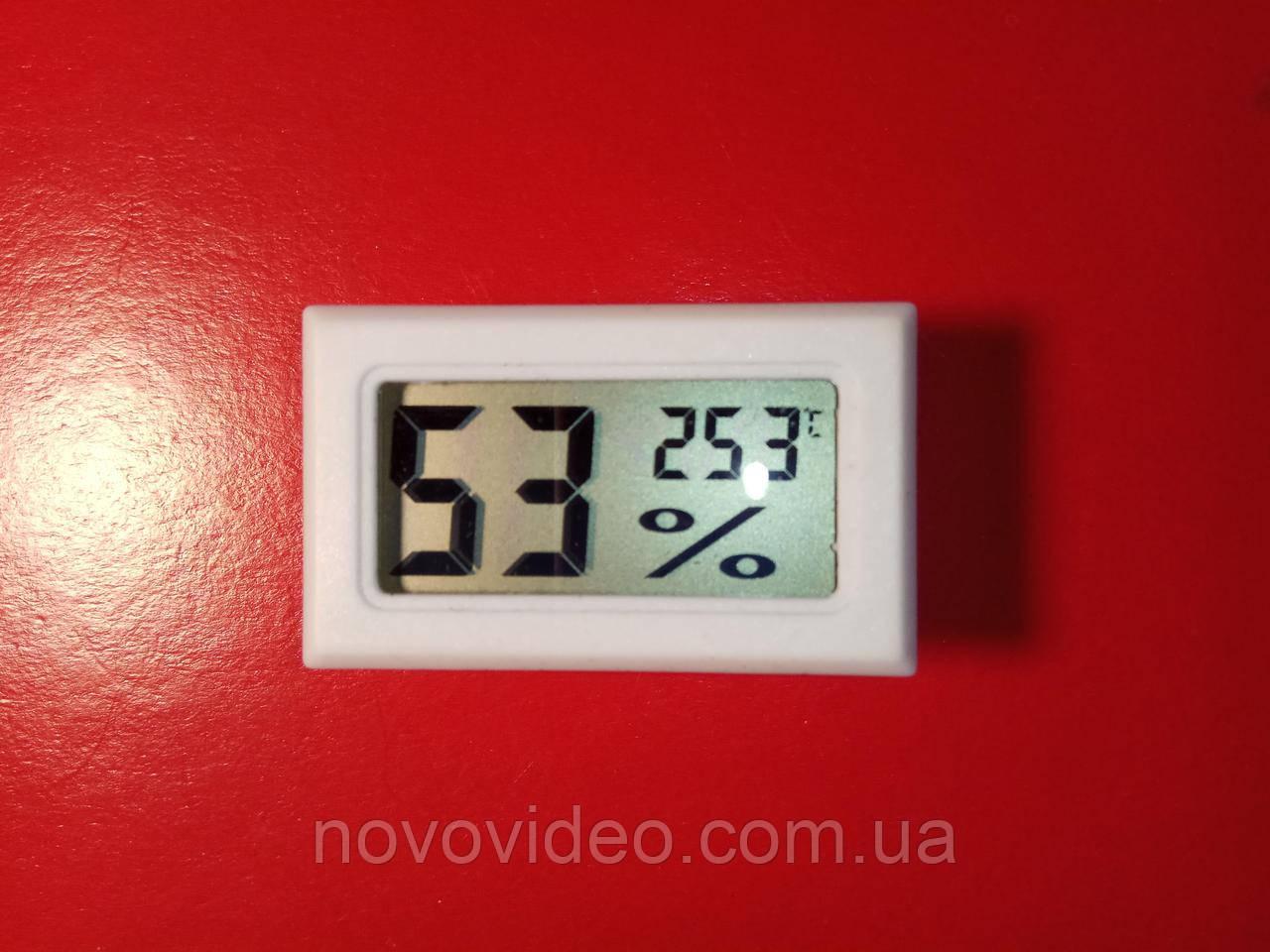 Гигрометр для помещения с термометром Th-2