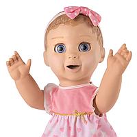 РУССКОЯЗЫЧНАЯ Интерактивная кукла Luvabella