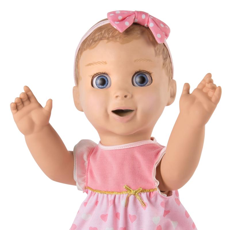 игрушка говорит на английском