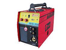 Зварювальний інверторний напівавтомат Edon MIG/MMA-308
