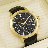 Наручные часы Guardo gold black 1014G-S00190