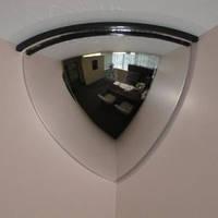 Купольное зеркало 800/90