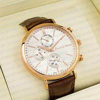 Наручные часы Guardo gold white 1008G-S08654
