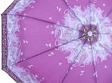 Зонт женский Monsoon полуавтомат 9 спиц MF5326bright зонты женские, фото 3