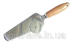 Лопатка-нож для пиццы  из нержавеющей стали