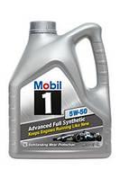 Синтетическое масло MOBIL 1 5W50 PL 4L