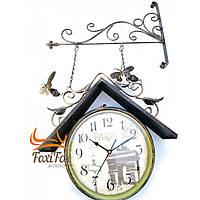 Часы станционные (d-25 см 47х68х10,5 см)