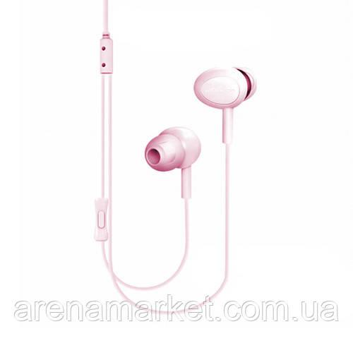 Навушники Jellico X6S - рожеві
