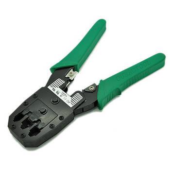 Инструмент для обжимки Atcom (9147) KS-315 RJ-45/RJ-12/RJ11 (8P8C,6P6C,6P4C)