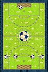Детский ковер футбольное поле Delta 3640 1, фото 2