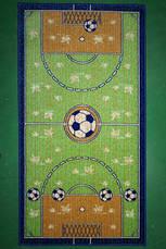 Детский ковер футбольное поле Delta 3640 1, фото 3