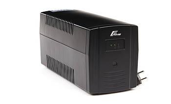 ИБП Frime Standart 1500VA (FST1500VAP); пластик.корпус, розетки: 3 х евро