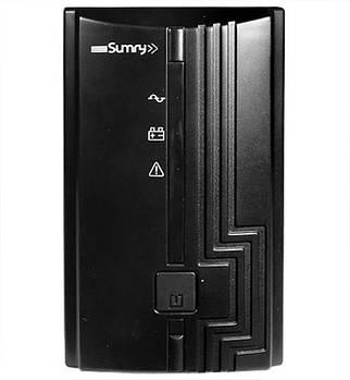 ИБП FrimeCom Sumry R-BK600VA, Line Int., 2 x евро