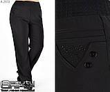 Женские брюки большого размера  50.52.54.56.58.60, фото 2