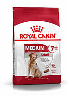 Royal Canin MEDIUM Adult 7+ 15 кг - Корм для собак старше 7 лет