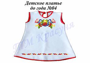 ДП 4. Пошите дитяче плаття