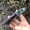 Разделочный охотничий нож Elk Ridge 440C Steel шкуросъемный (Replica), фото 2