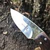 Разделочный охотничий нож Elk Ridge 440C Steel шкуросъемный (Replica), фото 3