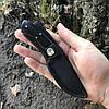 Разделочный охотничий нож Elk Ridge 440C Steel шкуросъемный (Replica), фото 7