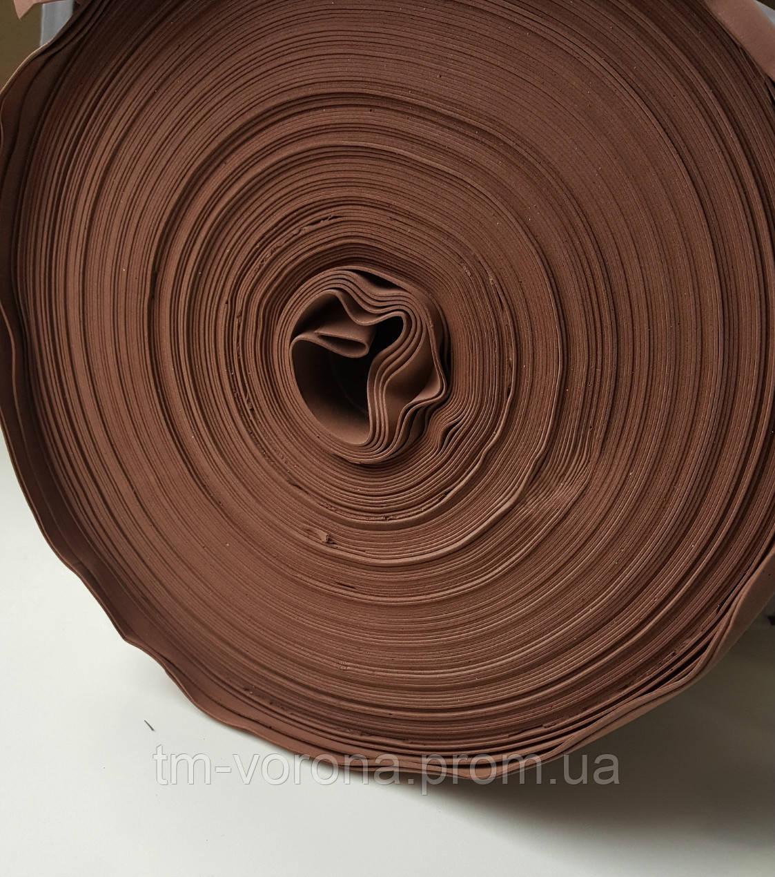 Рулонный фоамиран (коричневый, шоколад)