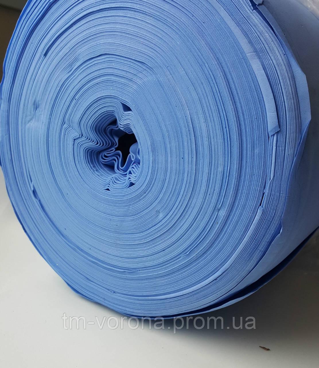 Рулонный фоамиран (голубой)