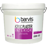 Шпаклевка BARVIS Interior Acrylic Plaster Белая 25 кг
