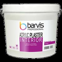 Шпаклівка BARVIS Interior Acrylic Plaster Біла 25 кг