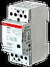Модульный контактор ESB24-31-230AC/DC ABB