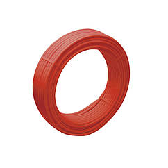 SD Труба тёплый пол PEXAL красная EVOH c кисл. бар. 16*2.0. (PN10) 240 м   SD30316240P, WRP-1