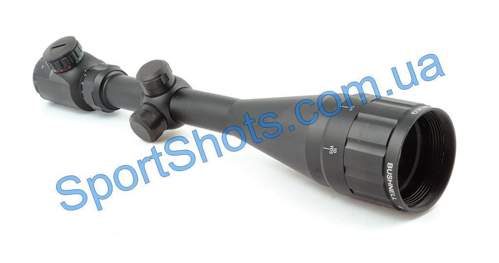 Оптический прицел Bushnell 4-16х50 с подсветкой прицельной сетки и отстройкой от параллакса