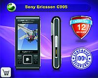 Оригинальный телефон Sony Ericsson C905 Silver