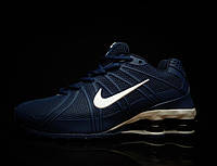 3b366d4d Кросівки Nike Shox Turbo OZ Herren Running Shoe Deep Blue White