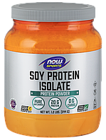 Now Soy Protein Isolate Natural 907g