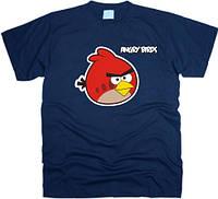 Angry Birds 02 Футболка